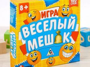 Настольная семейная игра «Веселый мешок»